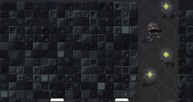 Same few big smart tiles objects. But with randomized tiles.